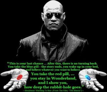 Håller 1984 och Matrix på att besannas?