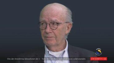 Lars Bern och klimatalarmismen