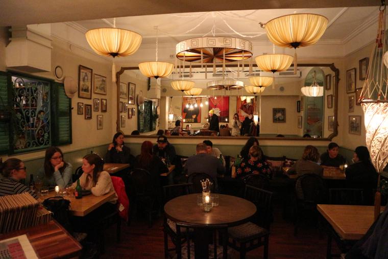 mat restauranger i stockholm