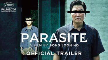 Parasit – recension
