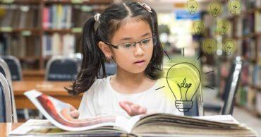 Chockerande studie som visar hur lite elever mellan ungefär 10-16 år läser i skolan